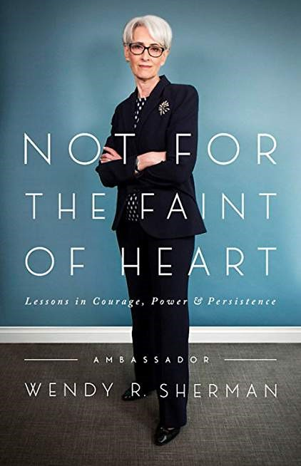 Ambassador Wendy Sherman Book