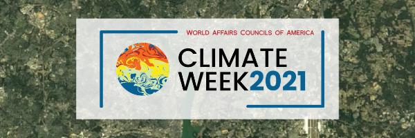 Climate Week 2021